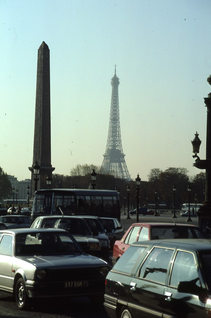 Now that you've complained to HR, you feel like you're standing out like the Eiffel Tower (photo 199 by Challen Yee)