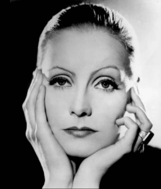 Greta Garbo. Source: arizona.newszap.com