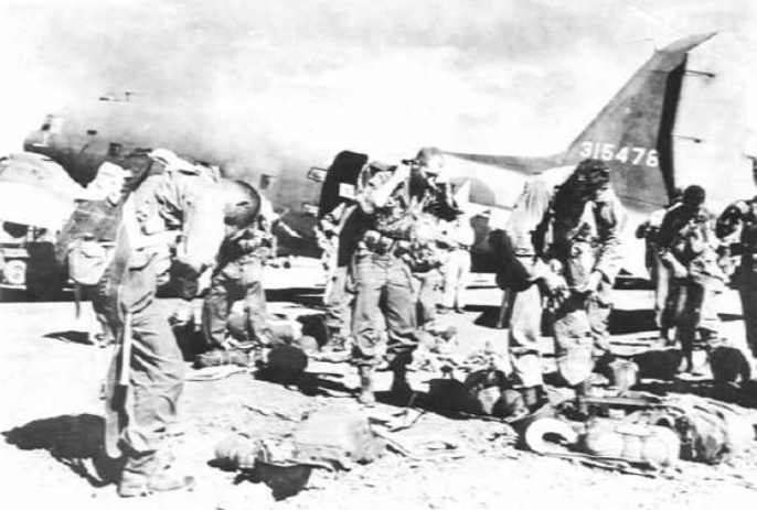 11th Airborne paratroopers. Source: en.wikipedia.org