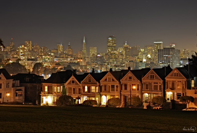 San Francisco skyline. Image source: tt83x.deviantart.com