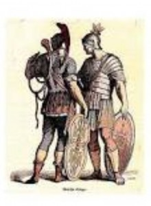 Roman soldiers: source : edupics.com