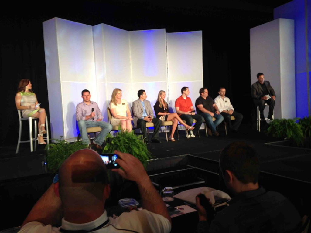 Top Earner Academy Live -2014, Success Panel. Photo by Challen Yee