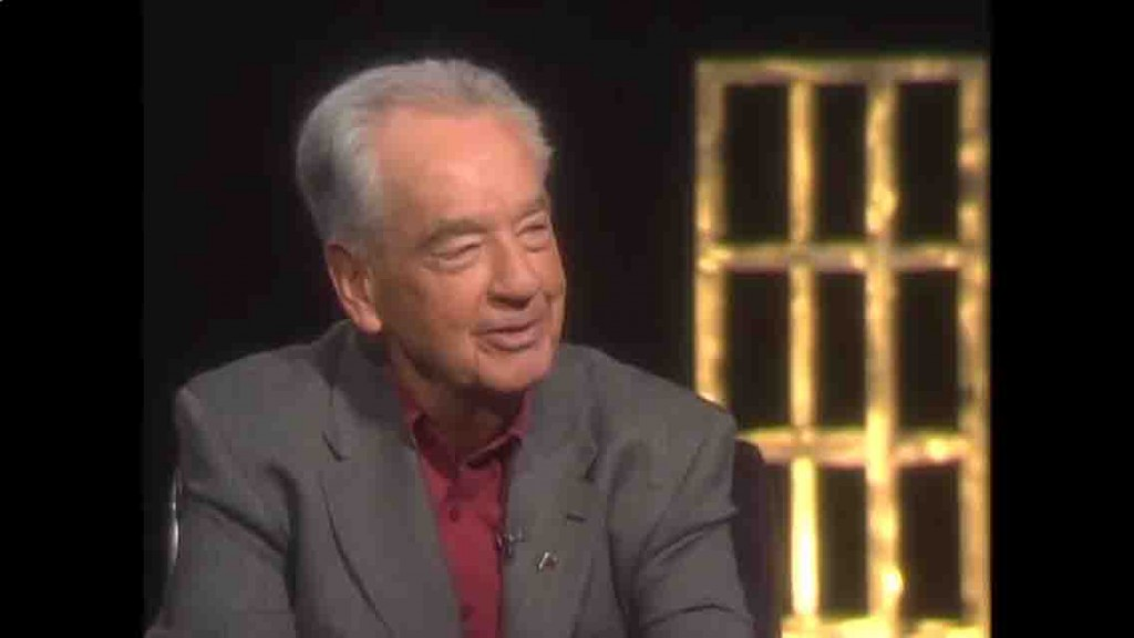 Mr. Zig Ziglar during an interview with Chris Widener (image source: you-tube)