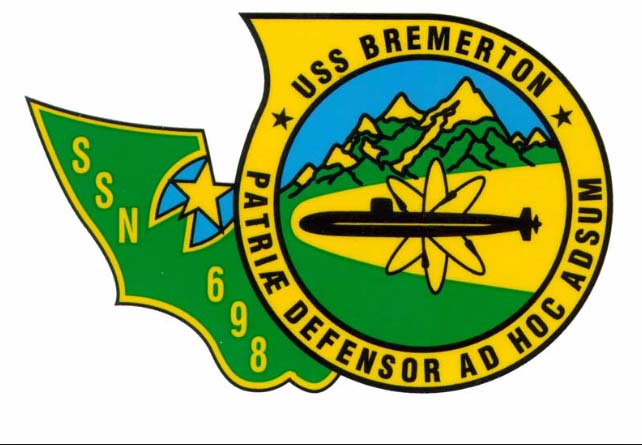The official boat's patch