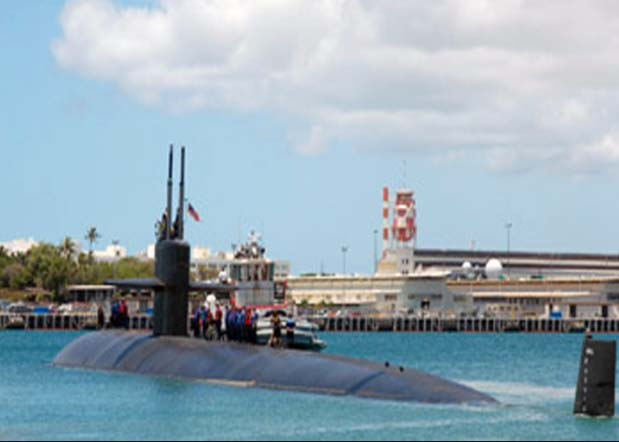 Maneuvering watch Pearl Harbor. Source: google images