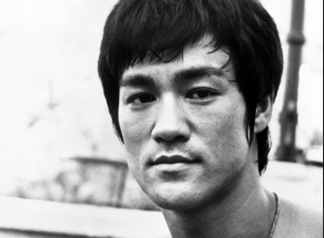 Bruce Lee. Image source: google.com  (image may be subject to copyright).